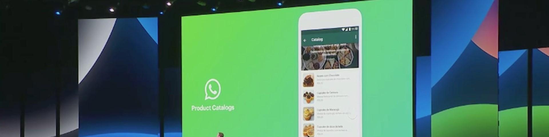 WhatsApp se transforma em plataforma de pagamento e e-commerce
