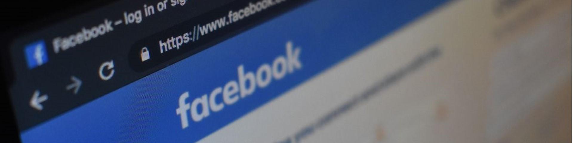 Facebook muda publicidade ligada a produtos e serviços financeiros