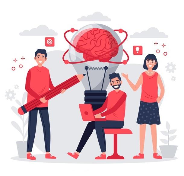 conceito de brainstorming de pagina de destino 23 2148298753 - 3 cases de Branded Content